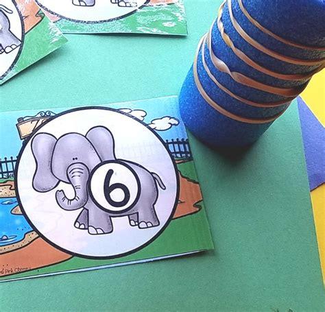 motor fine zoo activities elephant