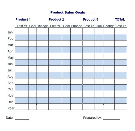 sales plan templates   rtf  word