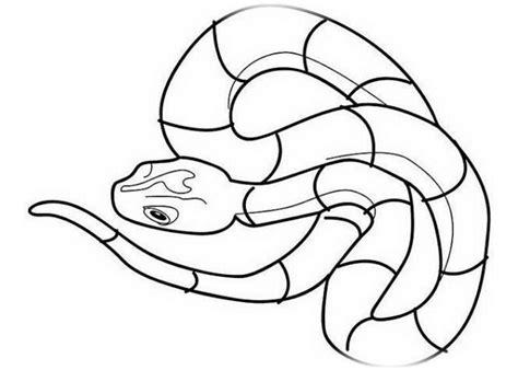 Vorlagen Zum Ausmalen Malvorlagen Schlange Ausmalbilder 1