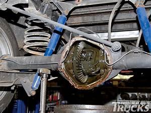 Chevrolet C10 Rear Axle Upgrade