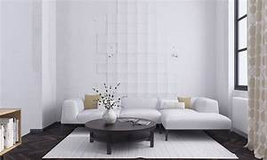 living room decorating ideas with minimalist design With wall texture designs for living room
