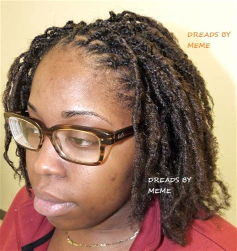 Meme Dreadlocks - gallery for gt short dreads with extensions