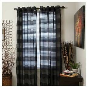 eclipse nottingham curtains walmart 1000 ideas about grommet curtains on curtains
