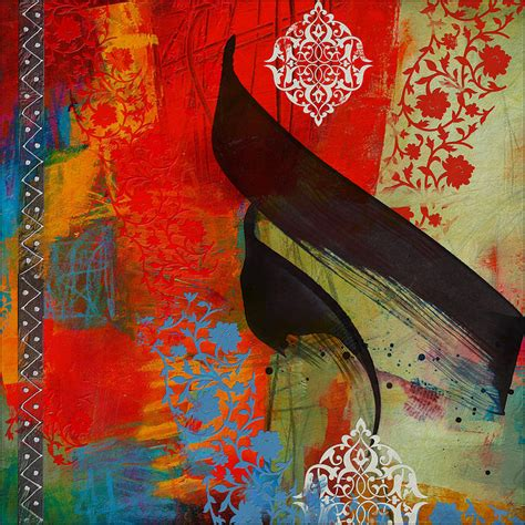 motif api arabic motif 13 painting by corporate task