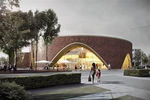 Neun Grad Architektur : neubau supermarkt kreyenbr ck neun grad architektur ~ Frokenaadalensverden.com Haus und Dekorationen