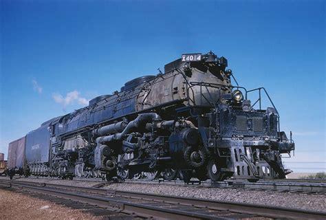 Bid Up Big Boy Back To The Future Southwest Rails