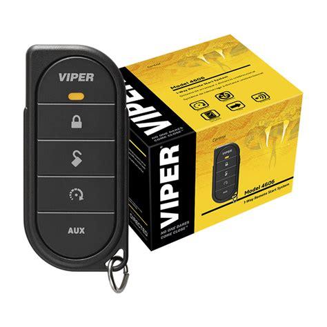 Viper Value Way Remote Start Keyless Entry System