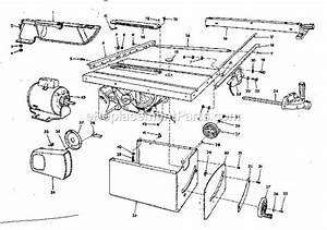 Craftsman 113298031 Parts List And Diagram   Ereplacementparts Com