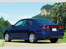 SUBARU Legacy 2002, 2003 autoevolution