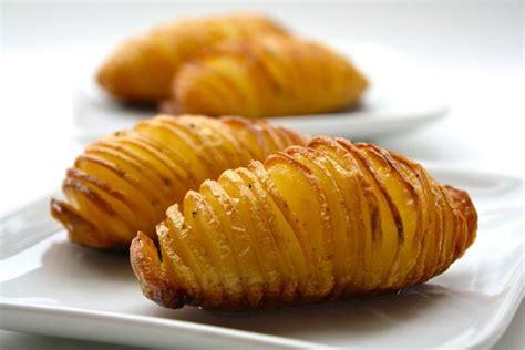 cuisiner les pommes de terre les pommes de terre à la suédoise pour changer des frites