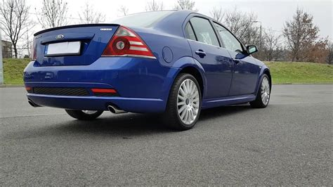 Ford Mondeo St220 Sedan 3.0 V6 226km Blue Performance Ii