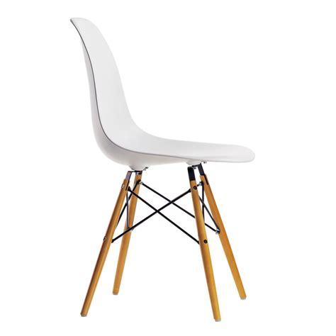 eames chaises eames plastic side chair dsw connox shop