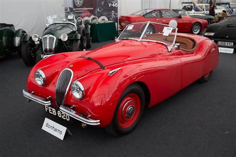Under Construction Revell 1954 Jaguar XK120