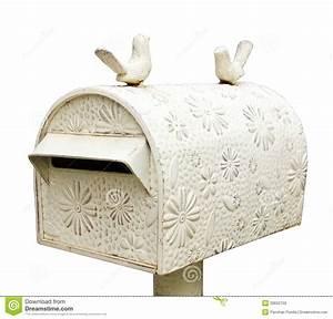 Boite Aux Lettres Vintage : style de vintage de bo te aux lettres photo stock image 39692750 ~ Teatrodelosmanantiales.com Idées de Décoration