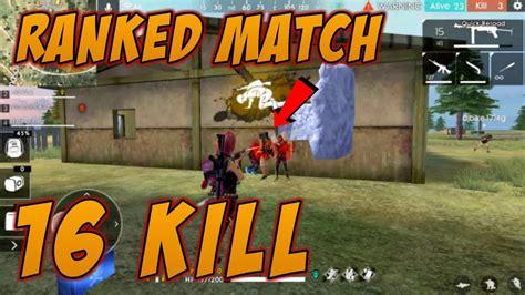 The last team standing will be crowned the ch. FREE FIRE RANKED MATCH 16 KILL OWN KILLS 12 - FREE FIRE ...