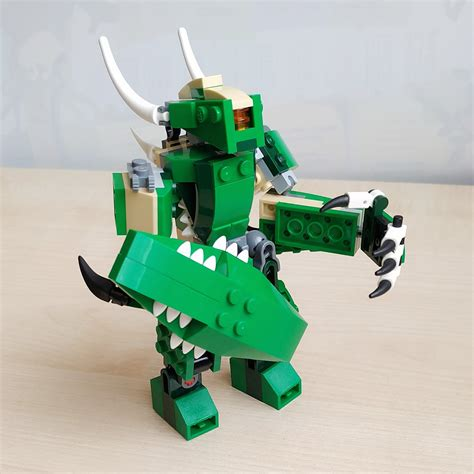 They can be great if you can pick them up in a toy sale, or in the childrens toy section of sites like ebay. LEGO MOC-40957 Lego Mech - Lego Creator 31058 (Creator ...