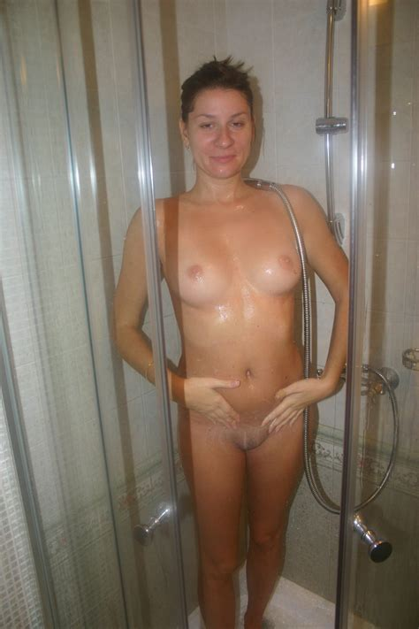 Nice Amateur Russian Milf In Shower Russian Sexy Girls