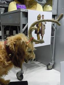 max animatronic dog from the grinch on display original costume 030d00ebfe1d844d