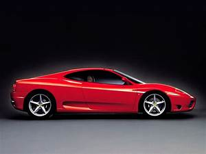FERRARI 360 Modena Specs 1999 2000 2001 2002 2003