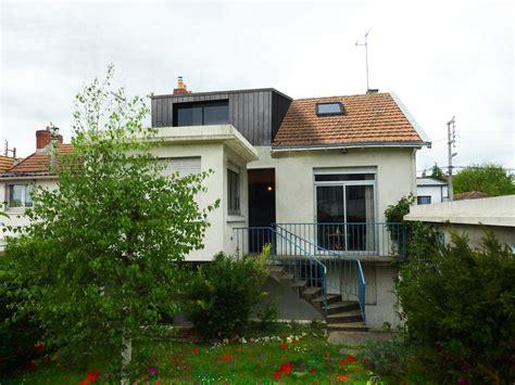 francois bureau architecte nantes surélévation d 39 une maison à nantes architecte nantes