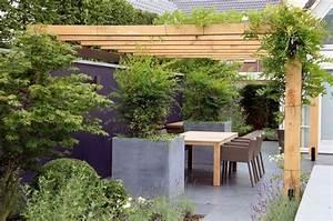 Garten Pergola Selber Bauen : holz berdachung ber essplatz auf der terrasse garten pergola garten und pergola selber bauen ~ Orissabook.com Haus und Dekorationen