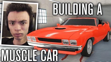 building   muscle car automation  car