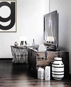 linterieur parfait dune blogueuse petit ecran With maison du monde petit meuble 0 deco retro amp vintage chez maisons du monde blog deco