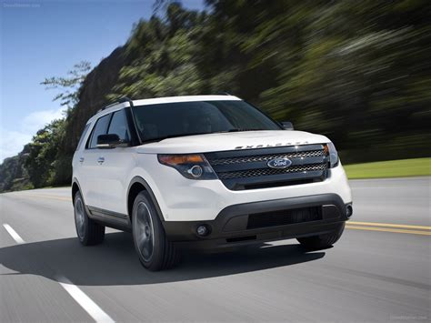 2013 Explorer Sport by Ford Explorer Sport 2013 Car Photo 05 Of 50