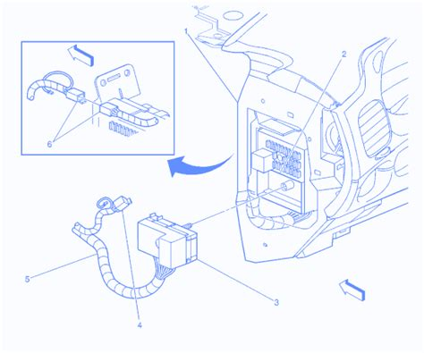 Chevrolet Epica Simple Fuse Box Block Circuit Breaker