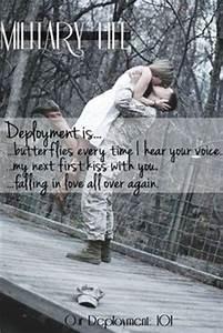 Sad Deployment ... First Deployment Quotes