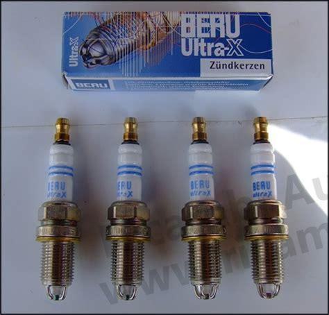 Candele Bosch Gpl by N 4 Candele Motore Panda Uno Y10 4 Punte Beru Ultrax