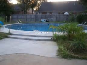 To Bury Or Not To Bury An Above Ground Pool