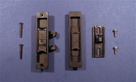 screen door parts peachtree screen door handles and lock hardware