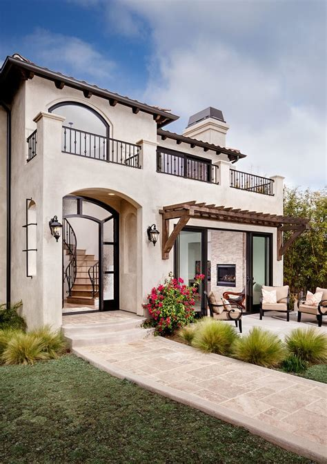 Stylish Mediterranean Exteriors by Decorating And Renovation Ideas And Inspiration Kitchen