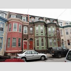 The Real Row Houses Of Philadelphia  The Uncanny Valley