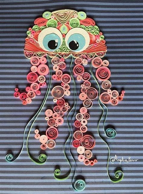ideas  paper quilling art designs  angelica botero