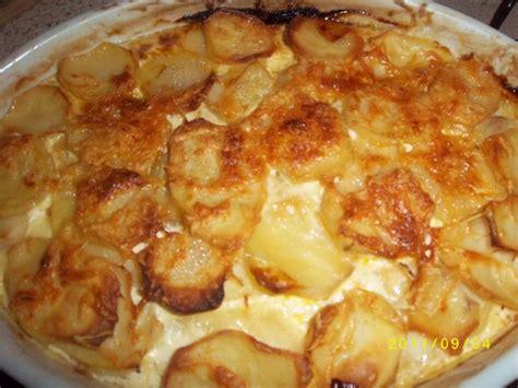 cuisiner des pommes de terre gratin dauphinois fondant au gruyere