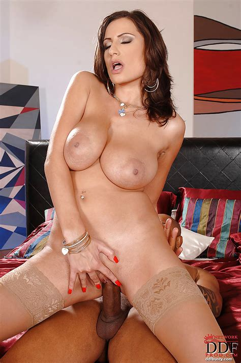 sizzling lady in nylon stockings sensual jane enjoys