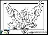 Coloring Nightmare Wings Fire Monstrous Pages Dragon Train Seawing Colorings Nightwing Dragons Printable Getdrawings Marvelous Getcolorings sketch template
