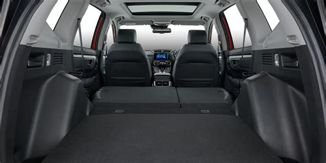 honda crv interior 2018 honda cr v pricing and specs turbo five and seven