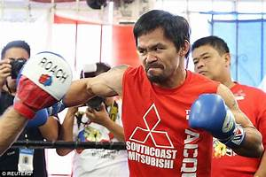 Manny Pacquiao steps up workout ahead of boxing return ...