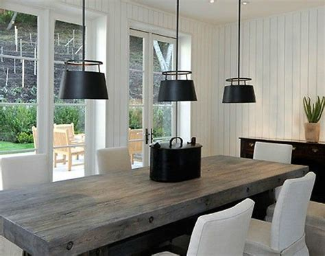 Rustic Dining Rooms, Rustic Dining Room Tables And Rustic On Pinterest