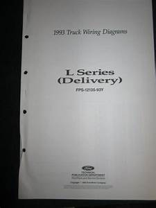 1993 Ford L Series Delivery Electrical Wiring Diagram