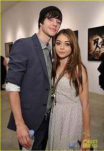 Emma Roberts & Christa B. Allen: Tyler Shields Exhibit ...