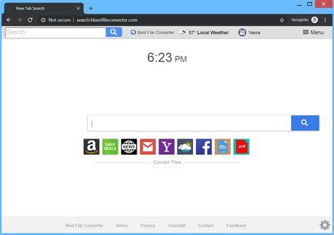 Best File Converter Remove Best File Converter Browser Hijacker Tech A Peek