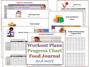 Weight Loss Chart Printable for Kids
