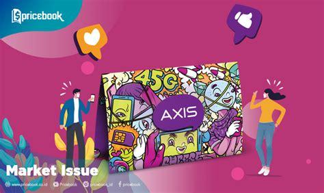 Apalagi setelah bergabung dengan xl axiata, kamu nggak perlu ragu soal kualitas jaringannya. Daftar Harga Paket Internet Axis Terbaru, 1 GB Cuma Gopek!   Pricebook