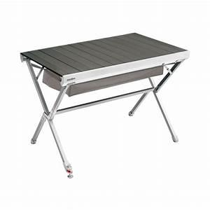 Table De Camping Pliante : table de camping pliante brunner titanium ng2 plateau ~ Melissatoandfro.com Idées de Décoration
