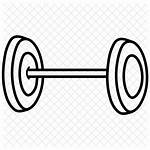 Drawing Gym Weight Equipment Dumbbell Clipartmag