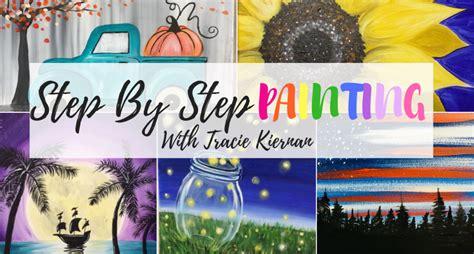 paint  rainbow unicorn easy step  step painting